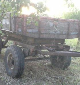 Продам прицепп для трактора.Птс-4