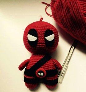 Deadpool-игрушка