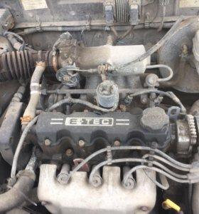 Двигатель на нексию