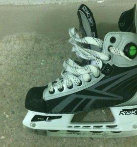 Коньки хоккейные Reebok