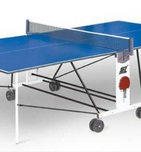 Теннисный стол Start Line Compact Лайт с сеткой