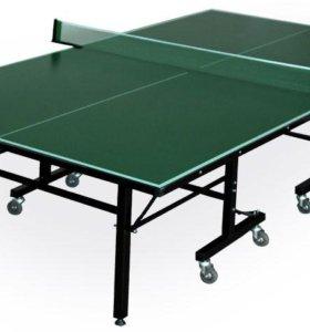 Теннисный стол МИЗ-зал без сетки Италия