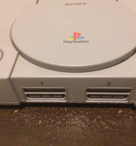 Sony PlayStation one (Scph-5502)