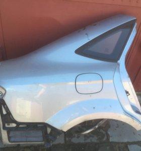 Заднее правое крыло форд мондео 4 хэтчбек
