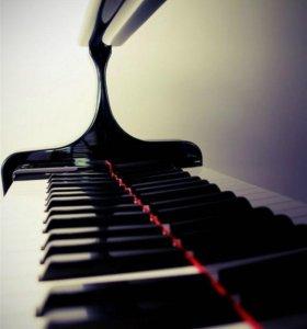 Репетитор музыки (фортепиано)