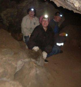 Экскурсии по Бородинской пещере