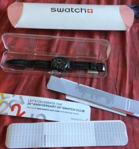 Часы наручные Swatch Destination Manhattan