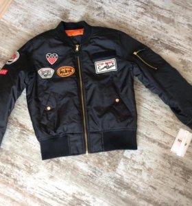 Новая курточка с Sinsay