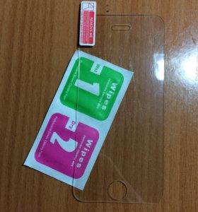 Защитные стекла iPhone 5 5c 5s SE