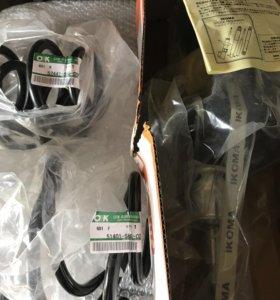 Передние стойки Honda Fit+ 4 пружины в подарок