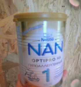Нан NAN гипоаллергенный