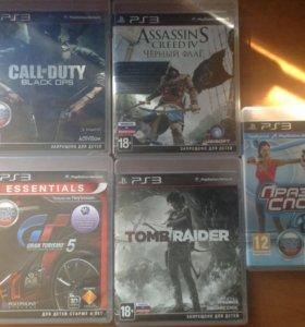 Игры для PS3, обмен