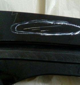 Дверь багажника левая для Renault Kangoo 2008>