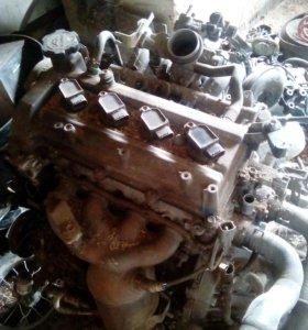 Контрактный двигатель на vits