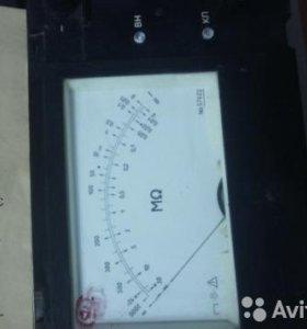 Мегаометр Ф4102/1-1М