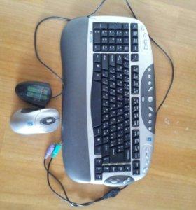 Пезпроводная клавиатура