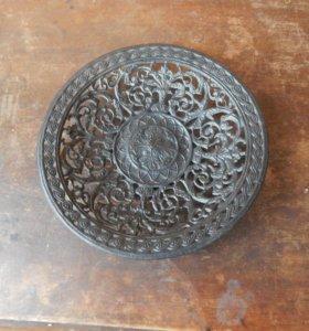 тарелка касли