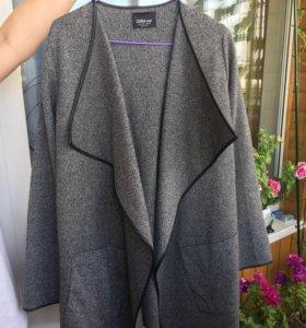 Пальто-кофта из Zara
