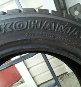 Yokohama geolandar i T/S резина
