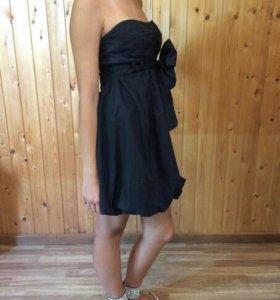 Оригинальное маленькое чёрное платье