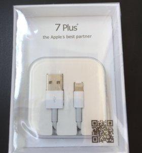 Кабель зарядки на iPhone 7