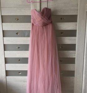 Платье-трансформер на свадьбу/выпускной