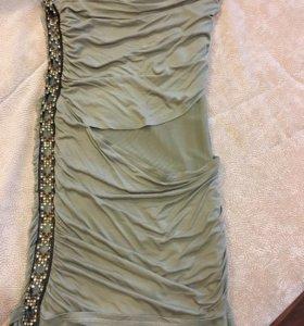 Платье бандо ( met)