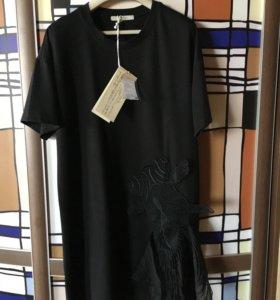 Платье-туника новое Laplandia разм 48