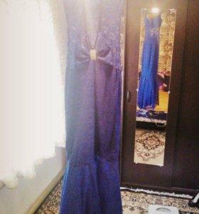 Платье в пол / вечернее платье