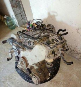Двигатель 4,2 ауди