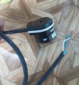 Кабель с вилкой и розеткой для электропечи