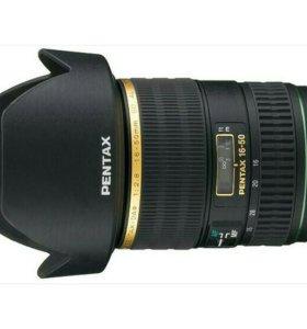 Pentax DA* 16-50mm f2.8 SDM
