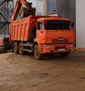 КАМАЗ 6520 Самосвал 2013г.