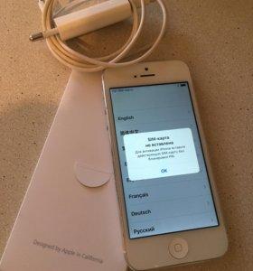 Apple iPhone 5 32 Гб