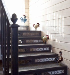 Металлоконструкции для лестниц