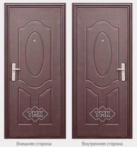 Входные двери в Моршанске