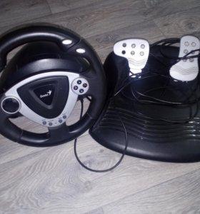 genius twin wheel
