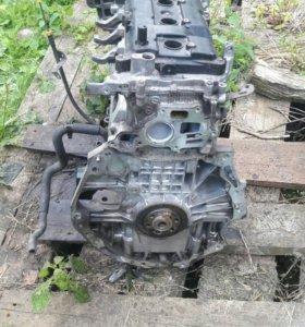 Двигатель Ниссан MR20. 2.0 141 л.с.