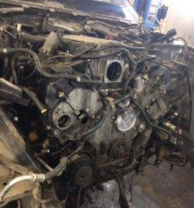 Двигатель бмв е65