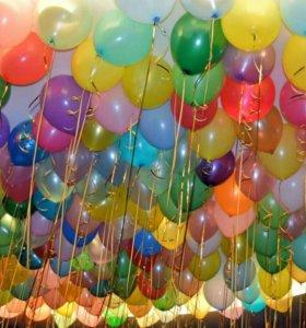 ❤Потрясающие😙 воздушные шары 😍аниматоры😍