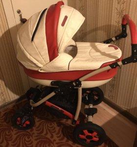 Детская коляска 3 в 1 Camarelo Carmela
