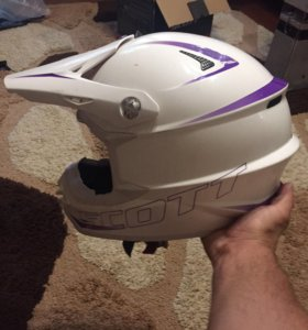 шлем scott 350