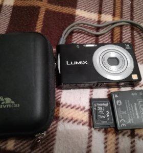 Фотоаппарат Panasonic Dms-fs16