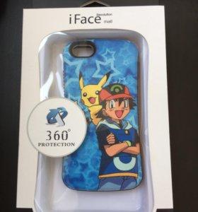 Бампер iPhone 5/5s/se