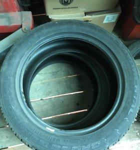 Continental cross contact 255/50r20