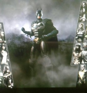 "Игра ""INJUSTICE GOD AMONG US""(PS VITA)"
