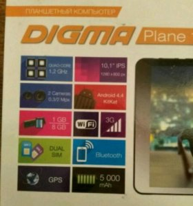 Продаю планшет Digma