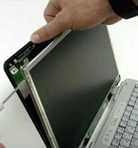 Ремонт и замена матриц ноутбуков, мониторов