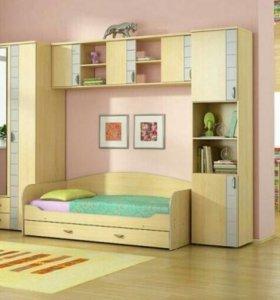 Детская мебель Массив