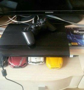 Sony PlayStation 3 Super Slim 500 гб.
